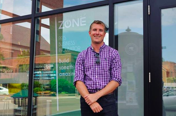 PRESS RELEASE: Startup Zone Appoints Patrick Farrar as New CEO