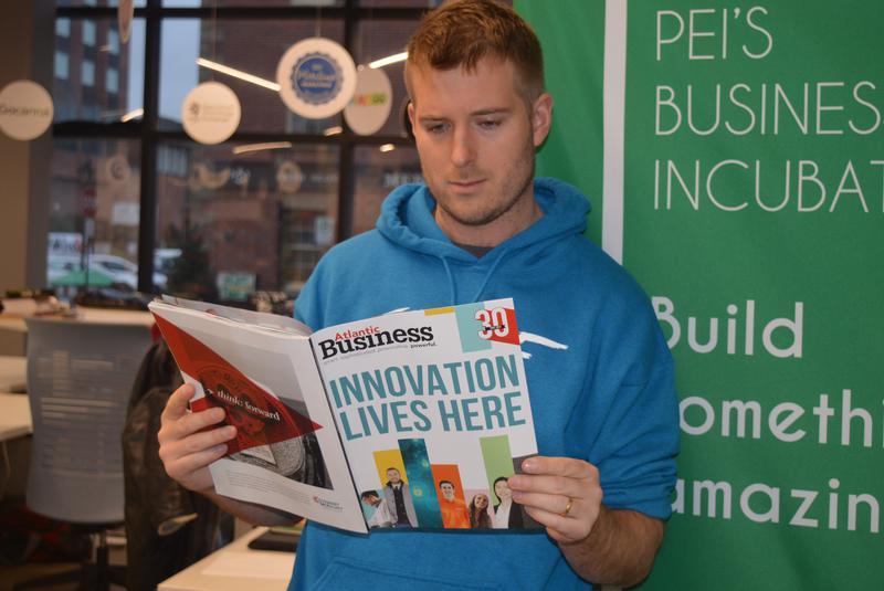 Patrick Farrar on Young Entrepreneurs in PEI