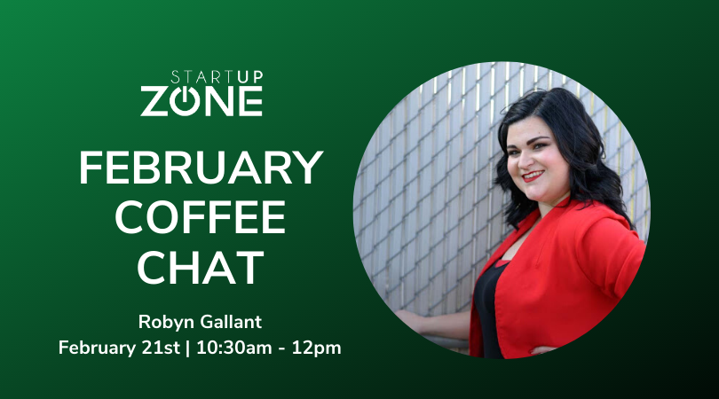 February Coffee Chat with Robyn Gallant