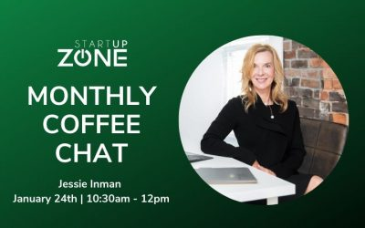 January Coffee Chat with Jessie Inman