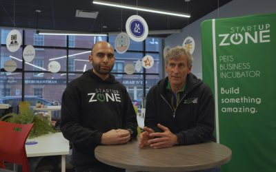 February Faces of Startup Zone: JobSite360