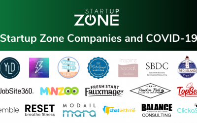 Adjusting to a new normal: Startup Zone Companies and COVID-19