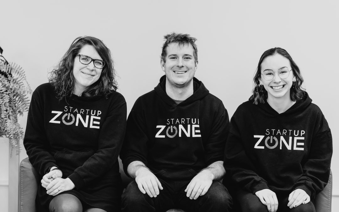 A Message from the Startup Zone Team