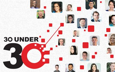 Atlantic Canada's 30 Under 30 Innovators at Startup Zone