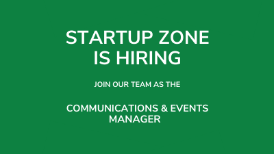 Join our team: Communications & Events Manager!